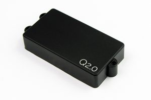 Q-tuner q2.0 neodymium eletric guitar and bass guitar pickups