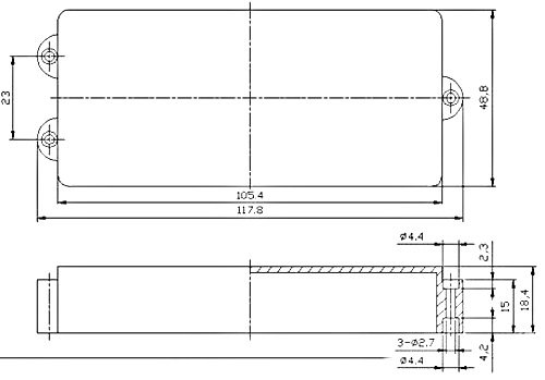 q tuner q2 0 mm 5 string bass pickups q tuner. Black Bedroom Furniture Sets. Home Design Ideas