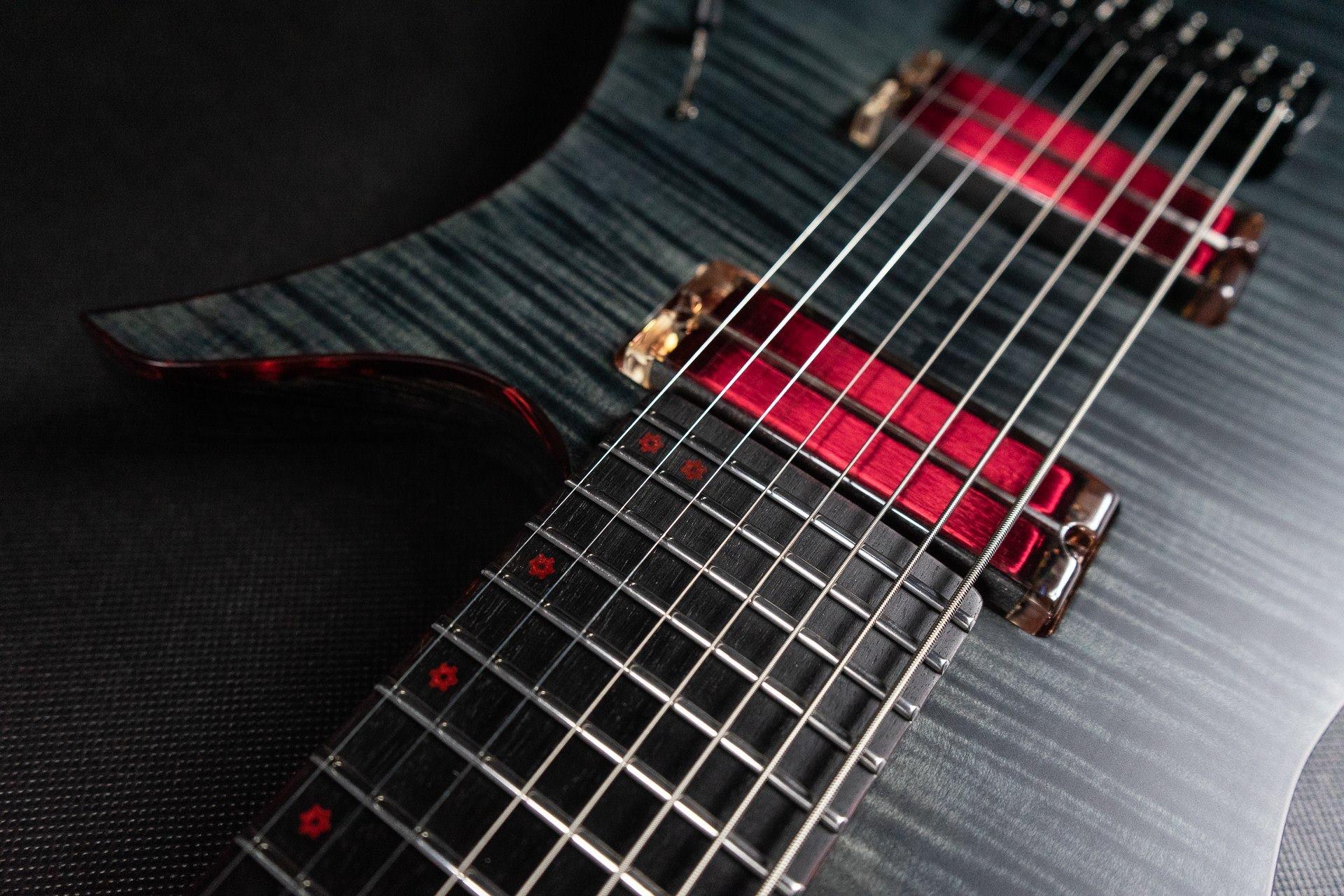 Q-tuner q2.0 neodymium electric guitar and bass guitar pickups